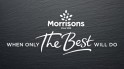 Romola Garai voices the Morrisons Finest TV Campaign